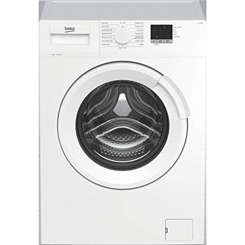 Beko WTL74051W 7kg 1400rpm Freestanding Washing Machine - White