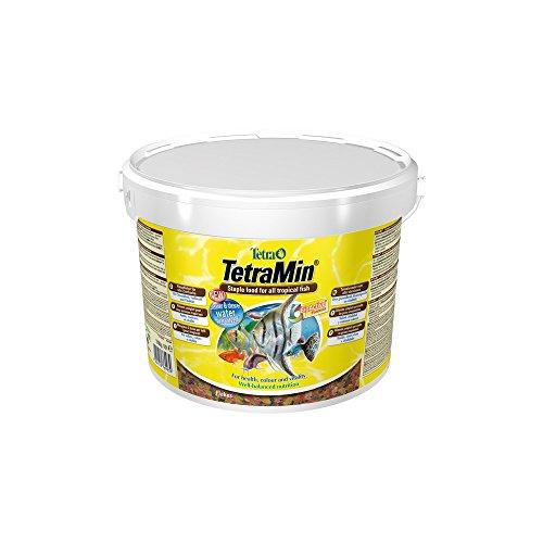 Aliment pour poissons exotiques TETRAMIN 10L - Tetra