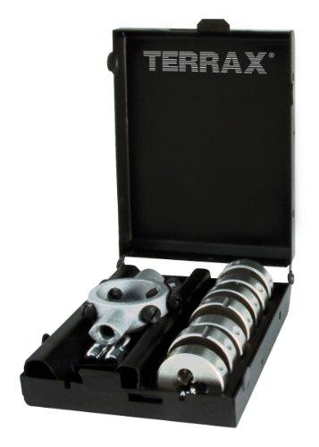 TERRAX by RUKO A245014 Schneideisensatz Hobby M3 - M12