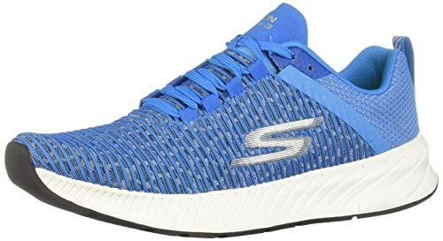 Skechers Herren GOrun Forza 3, blau, 39.5 EU