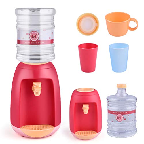 ADIUMA Dispensador de Agua para niños Juguete Cocina Juego de imaginación Juguete Electrodomésticos Juguete Fuente para Beber Juguete para niños Regalo de cumpleaños