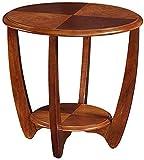 Make-up-Rack-Sofa EIN Paar Neben Corner A Few Massivholz Wohnzimmer Kleine Runde Tisch Couchtisch Einfachen Runde Beistelltisch Schlafzimmer Beistelltisch,A,60 * 58.5cm
