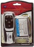 H2O 4 Way Wireless RF Radio Remote Control Switch for Light & Fan