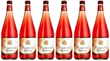 Peter Mertes Portugiesischer Rose (6 Flaschen), 6er Pack (6 x 1 l) -