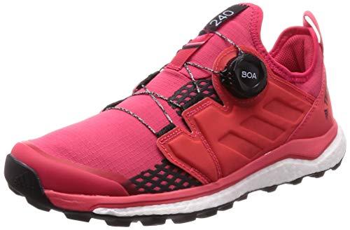 Adidas Terrex Agravic Boa W, Zapatos de Escalada Mujer, Multicolor (Rosact/Negbás/Rojsho 000), 38 2/3 EU