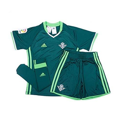 adidas - Real Betis Balompié - 2015/16 Conjunto, niño, Verde (Veruni), 1-2 años