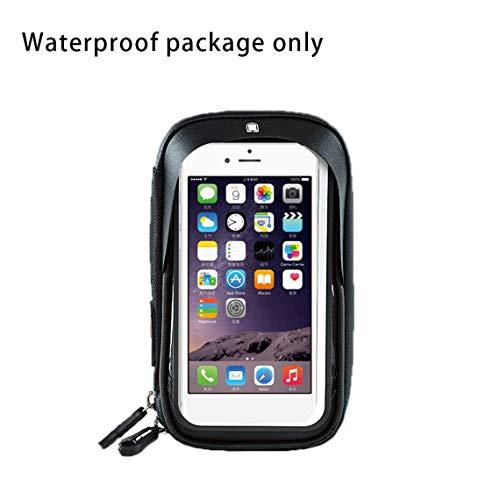 Zinniaya Fiets Telefoon Houder Leven Waterdichte Tas Fietstas Voortas Navigatie Frame Handig Duurzaam Draagbaar