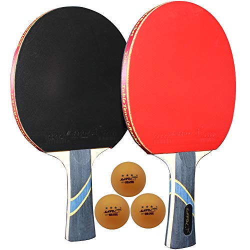 MAPOL 4 Star Professional Ping Pong Paddle Advanced Training Table