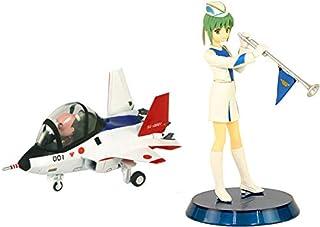 ピットロード キューピットシリーズ 先進技術実証機 X-2 山口美南 3等空尉 (音楽まつり女子演技服)フィギュア1体付 NONスケール プラスチック製はめこみスナップモデルキット LDP01SP2