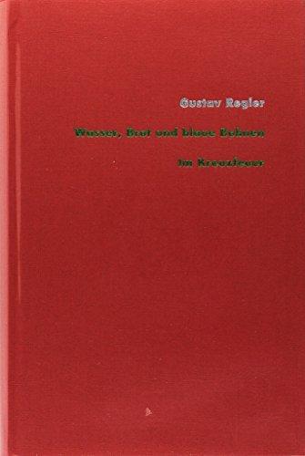 Werke, 15 Bde., Bd.2, Wasser, Brot und blaue Bohnen (Stroemfeld /Roter Stern)