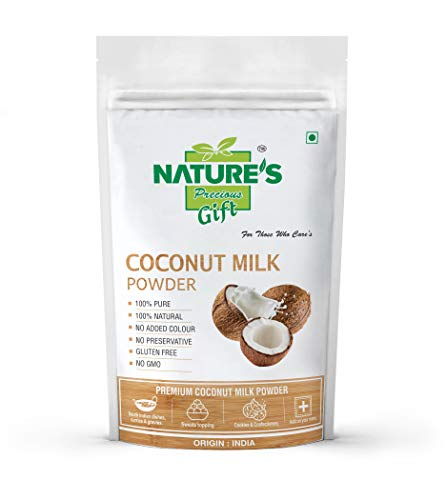 NATURE'S GIFT - FOR THOSE WHO CARE'S Coconut Milk Powder (100 gm)