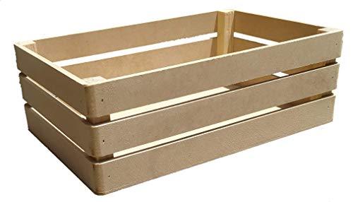 caja fruta madera fabricante Artesanías Ramírez