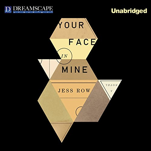 Your Face in Mine audiobook cover art