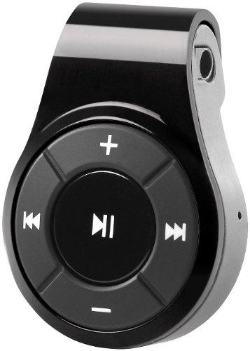 Callstel Empfänger, Bluetooth: Headset-Adapter mit Bluetooth 5.1, Mikrofon & 3,5-mm-Klinke-Anschluss (Adapter für Kopfhörer, Bluetooth)