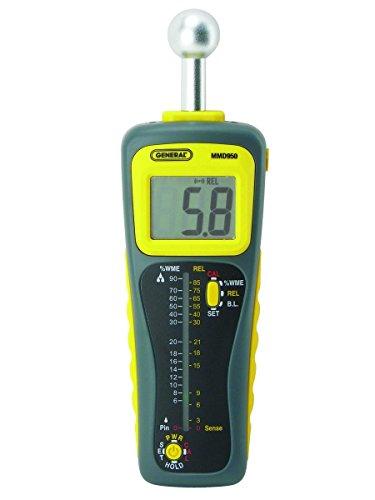 General Tools MMD950 Best wood moisture meter for woodworking