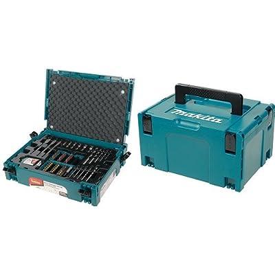 Makita B-51661 Contractor Bit Set (66 Piece)
