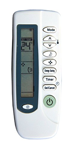 Telecomando per condizionatori Samsung serie ARH ARC climatizzatori, pompa di calore e inverter