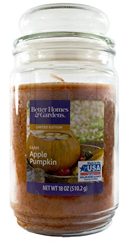 Better Homes & Gardens Farm Apple Pumpkin 18 oz. Candle