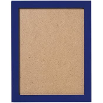 木製パズルフレーム ジグソーパズルプチ2専用 ディープブルー (16.5x21.5cm)