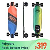 Teamgee H8 31' Electric Skateboard, 15 MPH Top Speed, 480W Motor, 8...