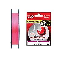 ダイワ(DAIWA) PEライン UVF 月下美人デュラセンサー+Si2 0.5号 150m 桜ピンク