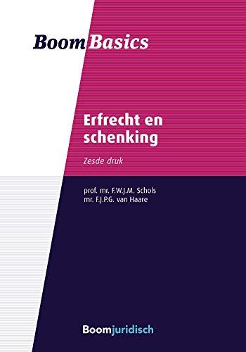 Boom Basics Erfrecht en schenking (Dutch Edition)