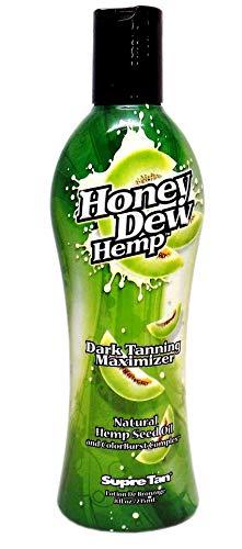 SUPRE HONEY DEW HEMP TANNING LOTION