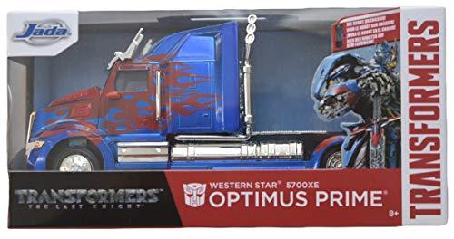 Jada Transformers Optimus Prime [1:32 Scale]