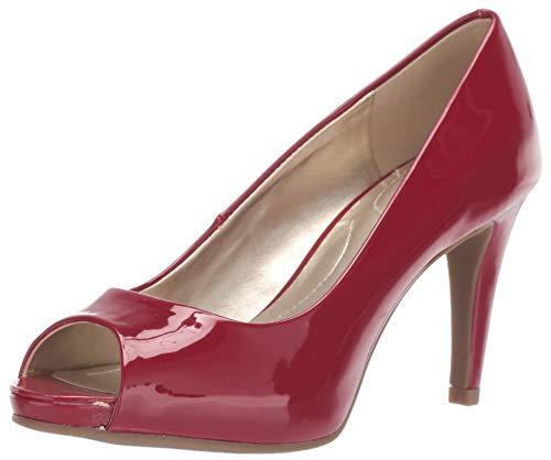 Bandolino Footwear Women's Rainaa Pump, Red, 5