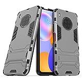 Hülle für Huawei Y9A (6,63 Zoll) 2 in 1 Hybrid Dual Layer
