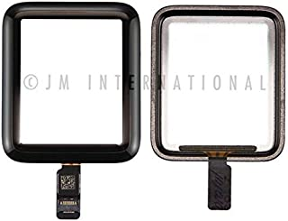 ePartSolution_Replacement Part for Apple Watch Series 2 Watch Series 3 38mm 42mmTouch Screen Digitizer Lens Glass (42mm)