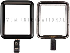 ePartSolution_Replacement Part for Apple Watch Series 2 Watch Series 3 38mm 42mmTouch Screen Digitizer Lens Glass (38mm)