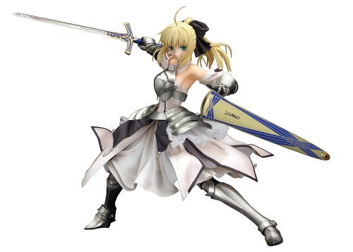 Fate / unlimited codes Saber Lily (Avalon) (1 / 7 scale PVC pre-painted finished goods)