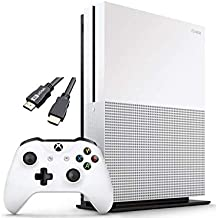 Microsoft Classic Original Xbox One S 1TB HDD with 4K Blu-ray DVD Reader, One Wireless Controller Included,1-Month Game Pa...