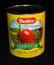 product image for Moody Dunbar Diced Peeled Pimiento - no.10 can, 6 cans per case