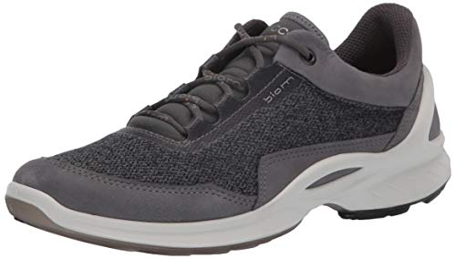 ECCO BIOMFJUELW, Zapatillas Deportivo para Mujer, Gris (Titanium 1244), 38 EU