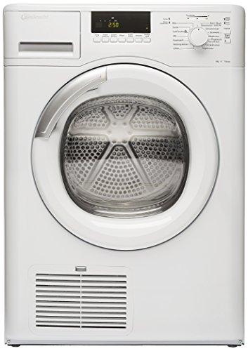 Bauknecht TK EcoStar 8 A+++ Wärmepumpentrockner / 4 Jahre Herstellergarantie / 8 kg / A+++