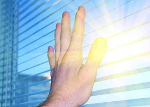 Premium Sonnenschutzfolie verspiegelt, Spionfolie - Spiegelfolie Fenster, ca. 800 x 0,75cm, , Kälteschutzfolie, UV-Schutz für Wintergärten, Dachfenster, Blendschutzfolie