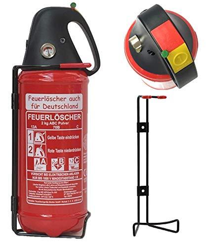 DerABCFeuerlöscher.de GmbH -  2kg
