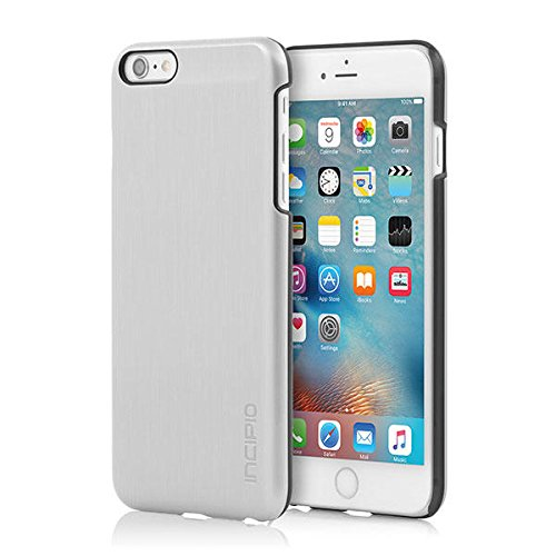 iPhone 6S Plus Case, Incipio Feather Shine Case [Lightweight] Cover fits Both Apple iPhone 6 Plus, iPhone 6S Plus - Silver