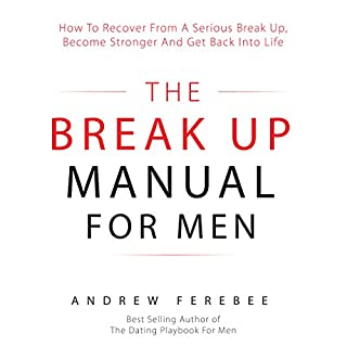 The Break Up Manual for Men audiobook cover art