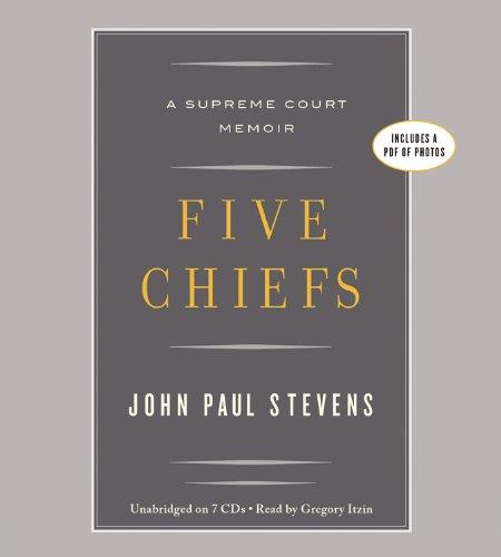 『Five Chiefs』のカバーアート