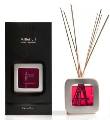 Millefiori Natural Diffusore di fragranza per ambienti 100ml fragranza Mela & Cannella