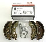 NN Original ALKO 1213889/2051 - Set ganasce freno 200 x 50 pastiglie freno...