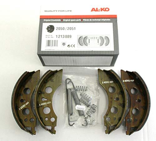 NN Original ALKO Bremsbackensatz 1213889/2051 Typ 2050 Bremse 200x50 Bremsbelag Belag