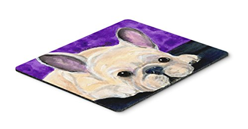 Caroline's Treasures SS8698MP French Bulldog Mouse pad, hot pad, or Trivet, Large, Multicolor