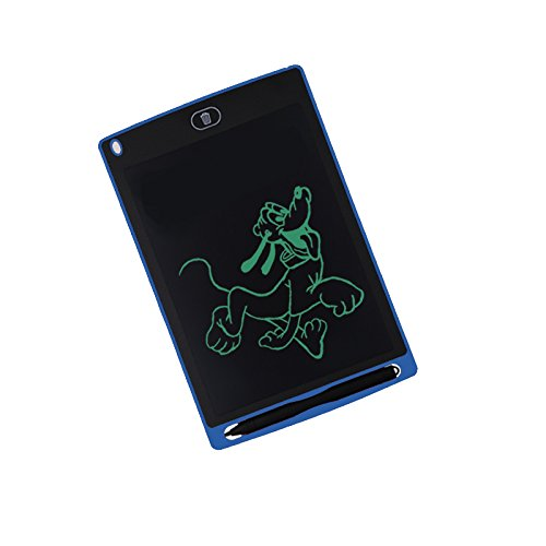 Wise OVO Notiz-Tablet für handgeschriebene Notizen, 8,5 Zoll (21,6cm), LCD, Grafik-Tablet, Kinder, Familie blau blau 8.5 inch LCD
