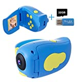 Kids Camera, DDAD Digital Video Camera Gifts for Boys and Girls, 10MP 1080P...