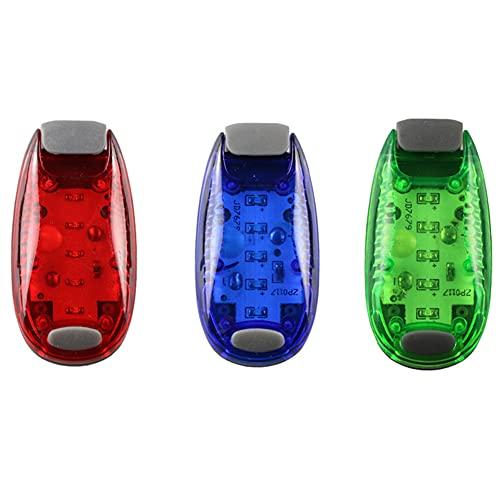 Luces De Señal De Barco Kayak Seguridad Strobe Led Led Led Boat Boat Light Lights Led Flashing Luces De Navegación Impermeable Luz De Luz Marina Yate Transom Luz Con 3 Modos Intermitentes 3pcs