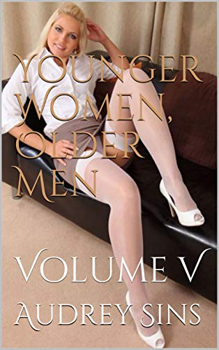 Younger Women, Older Men (mature young collection): Volume V